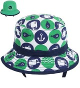 Baby Boys Whaley Bucket Hat