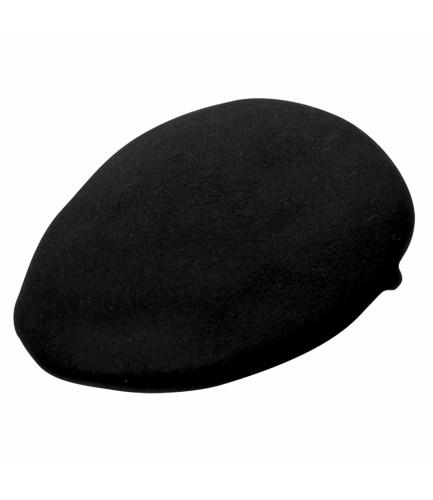 Wool Driving Cap