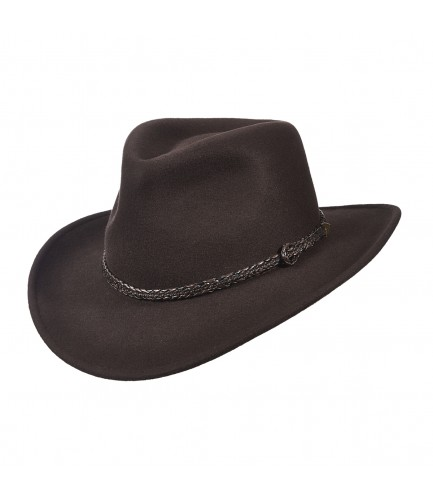 Handsome Wool Outback Hat