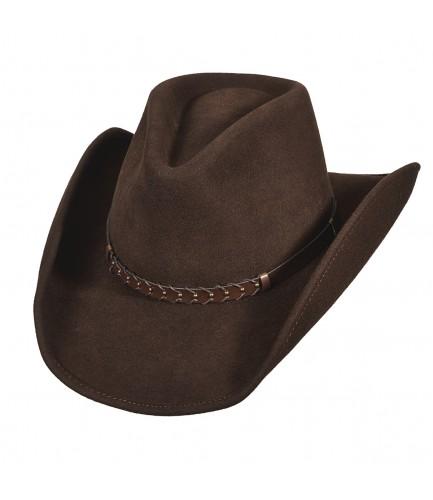 Western Wool Hat
