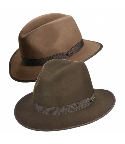 Wool Safari Hat