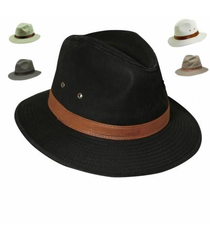 Water Repellent Safari Hat