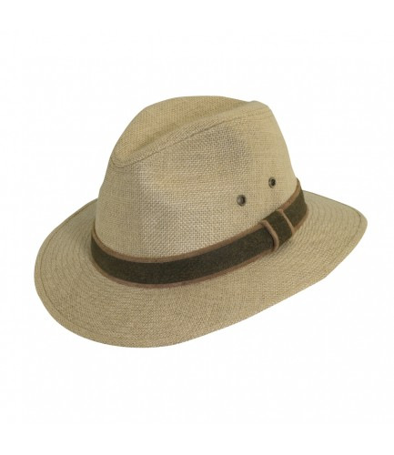 Hemp Safari Hat