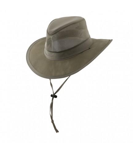 Supplex Nylon Safari Hat