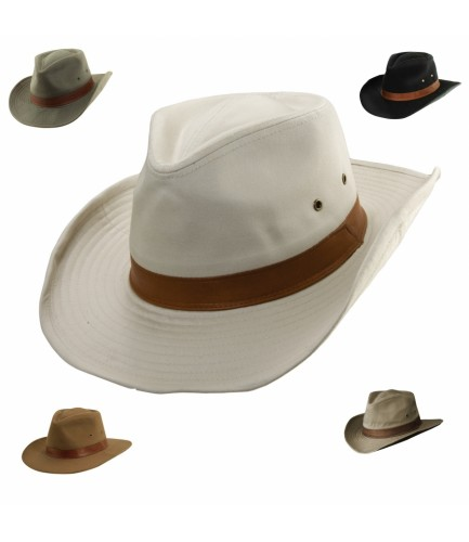 Water Repellent Outback Hat