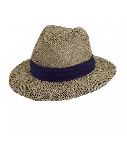 Twisted Seagrass Safari Hat