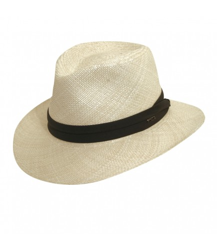 Panama Hat Natural Colored