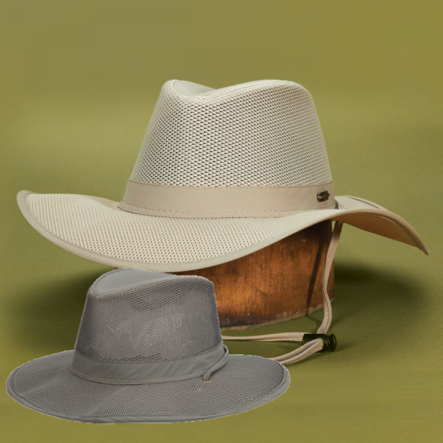 7c077ed0033e28 Stetson Nylon Big Brim Mesh Safari | Stetson STC198 | Key West Hat ...