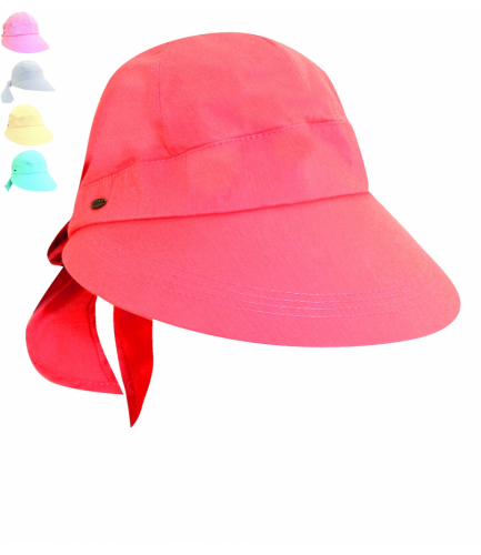 Facesaver Cotton Sun Hat