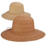 Organic Raffia Sun Hat