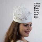 Pillbox Dress Hat
