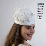 Pillbox Dress Hat