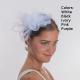 Crinoline Rose Comb