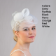 Crinoline Headband Bow
