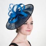 Open Weave Sinamay Headband Fascinator Cocktail Hats