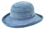 Poly Stripe Upturn Hat