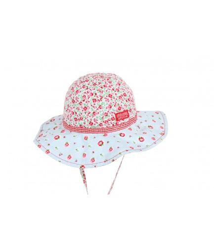 Baby Girl Rosie Posie Hat