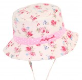 Girls Vintage Bucket Hat